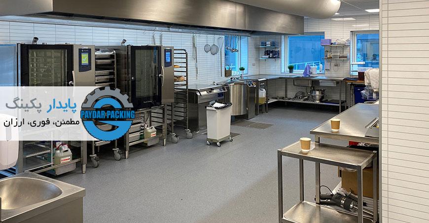 تجهیزات ضروری آشپزخانه صنعتی